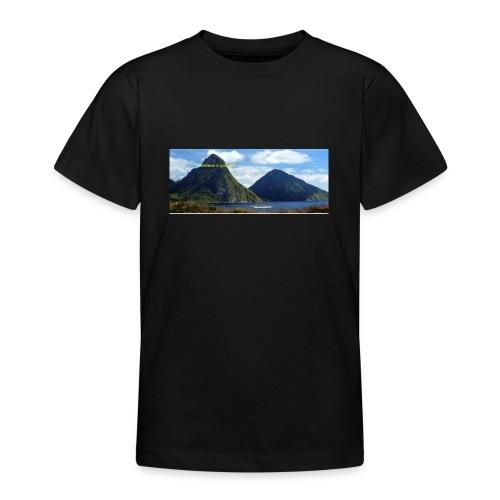 believe in yourself - Teenage T-Shirt