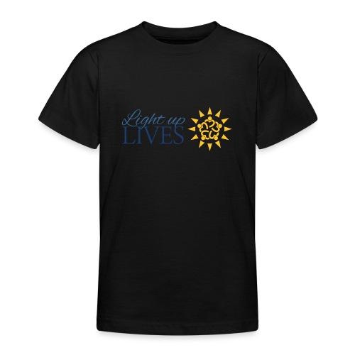 Light up Lives - Teenage T-Shirt