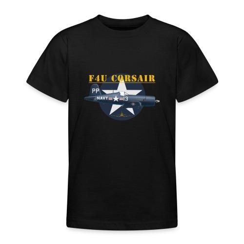 F4U-5P shirt design - Teenage T-Shirt