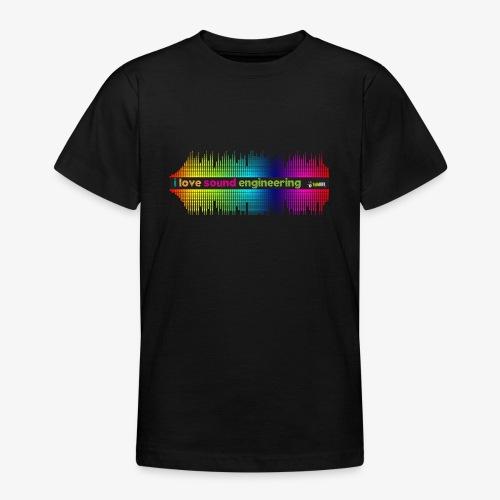 Mix 002 - Camiseta adolescente