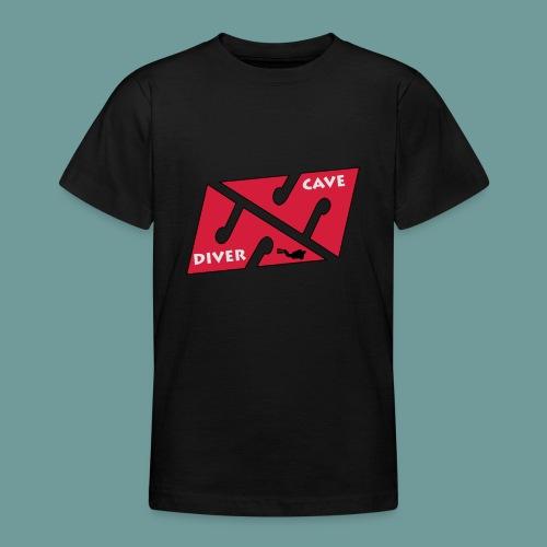 cave_diver_01 - T-shirt Ado