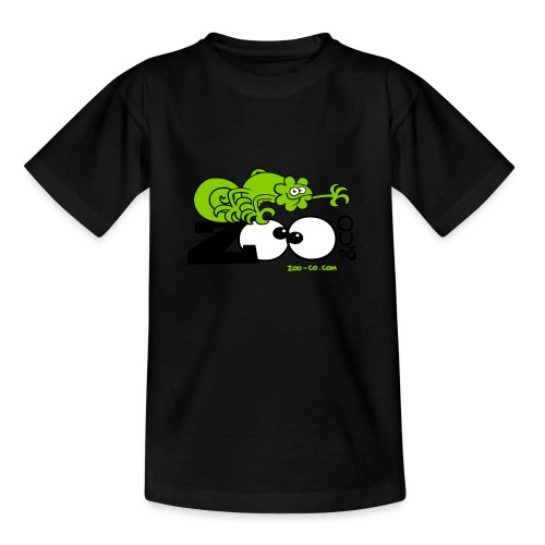 Zooco Chameleon - Teenage T-Shirt
