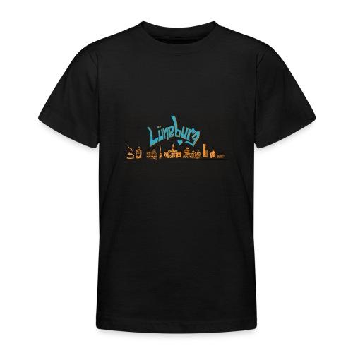 Lüneburg Design by deisoldphotodesign - Teenager T-Shirt