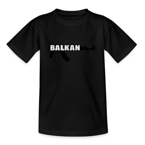 BALKAN - Teenage T-Shirt