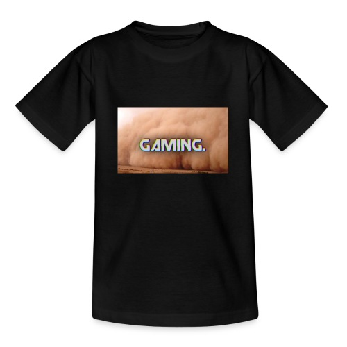 GamingDust LOGO - Teenage T-Shirt