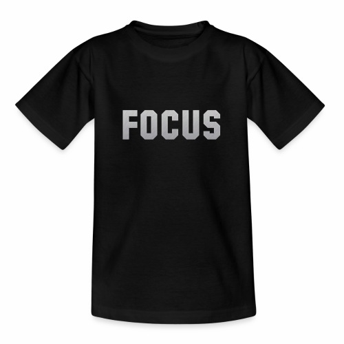FOCUS - Teenage T-Shirt