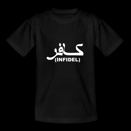 INFIDEL - Teenage T-Shirt