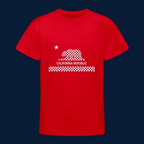 California Republic - Teenager T-Shirt