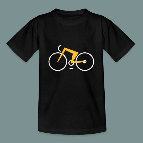Bikes against cancer - Teenager-T-shirt