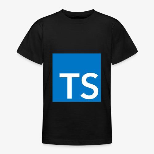TypeScript Logo - Teenage T-Shirt