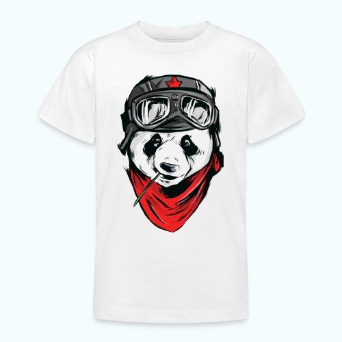 Panda pilot - Teenage T-Shirt