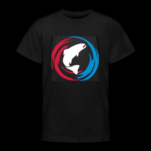 Logo Fisk - T-shirt tonåring