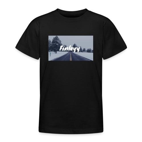 Finleyy - Teenage T-Shirt