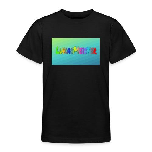 Kyllinge steam navn - Teenager-T-shirt