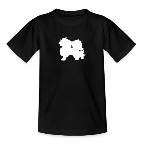 All white Arcanine Merch - T-shirt Ado