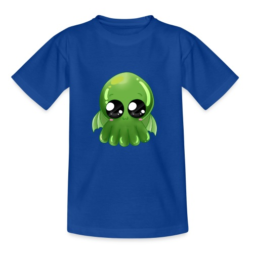 Super süßer Cthulhu - Teenager T-Shirt