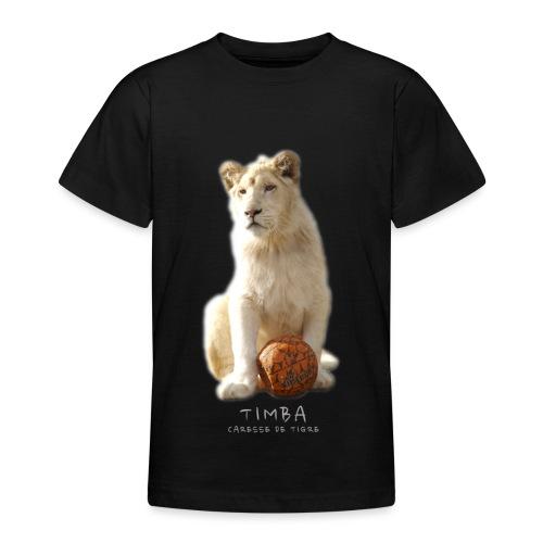 Timba ballon 2 - T-shirt Ado