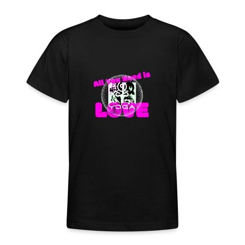 AllYouNeedIsLove - T-shirt Ado