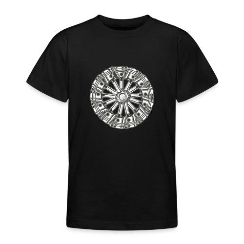 zuiger rol - Teenager T-shirt