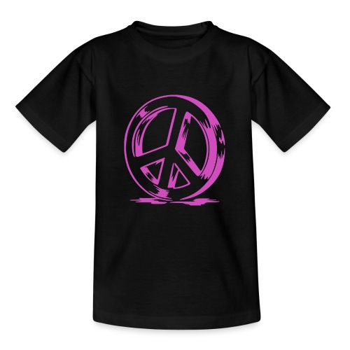 Peace and Love - T-shirt Ado