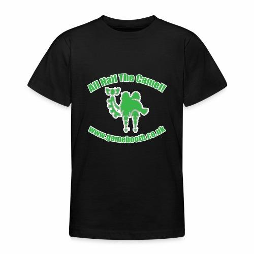 All Hail The Camel! - Teenage T-Shirt