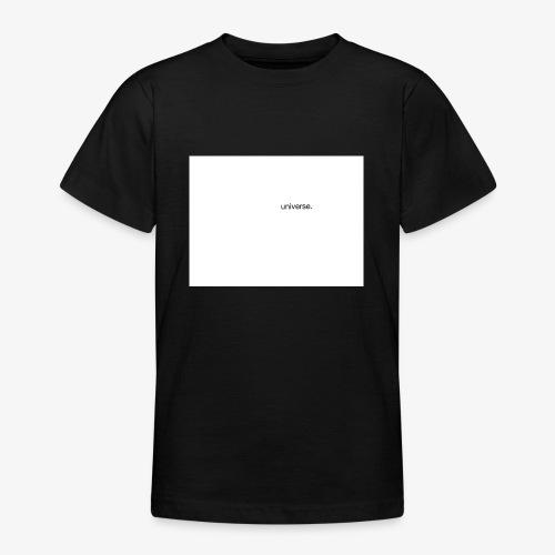 UNIVERSE BRAND SPONSOR - Maglietta per ragazzi
