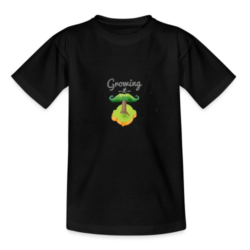 Moustache tree - Teenage T-Shirt