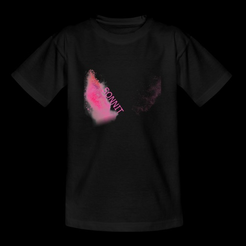 Girls Sonnit Smoke Bomb - Teenage T-Shirt