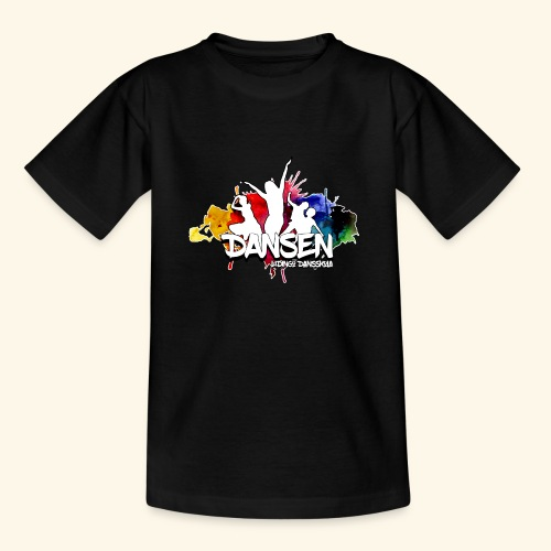 Dansen ColorSplash - T-shirt tonåring