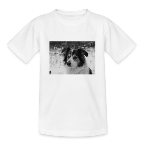 Skippy Winter - Teenager T-Shirt