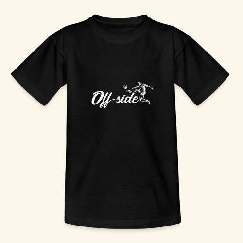 Off-side *LIMITED EDITION* - Teenage T-Shirt
