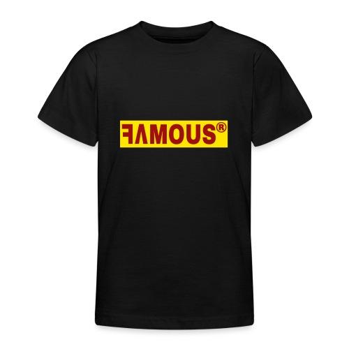 Famous v2 Design - T-shirt Ado