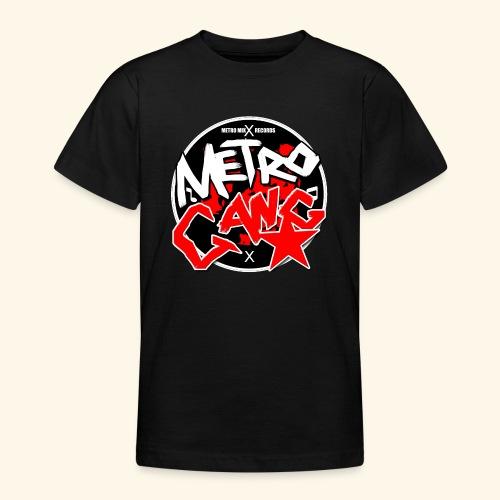 METRO GANG LIFESTYLE - Teenage T-Shirt