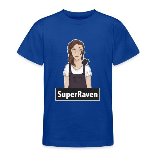 SuperRaven - Teenage T-Shirt