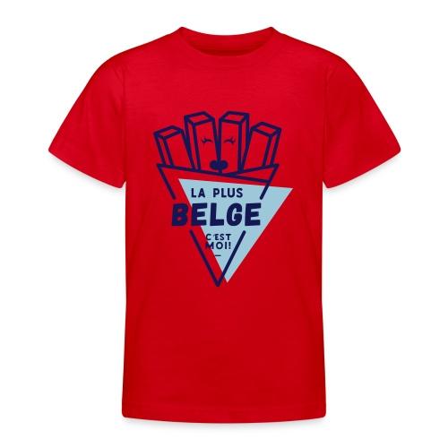 La+Belge - T-shirt Ado
