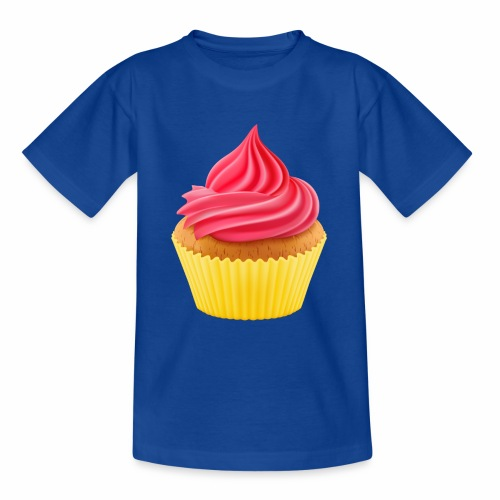 Cupcake - Teenager T-Shirt