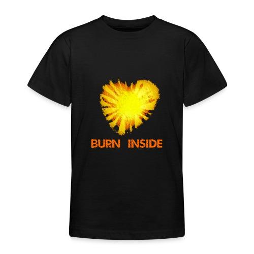 Burn inside - Maglietta per ragazzi
