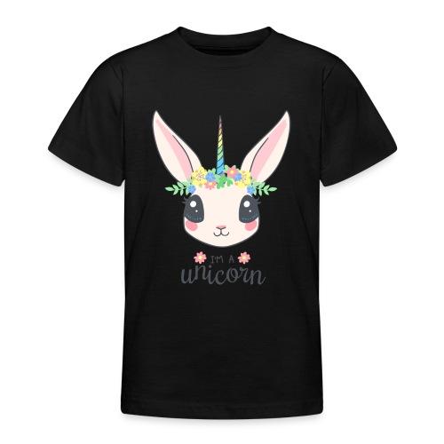 I am Unicorn - Teenager T-Shirt