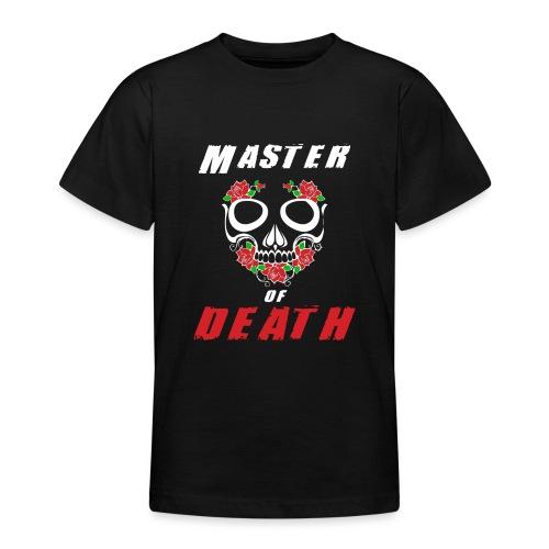 Master of death - white - Koszulka młodzieżowa