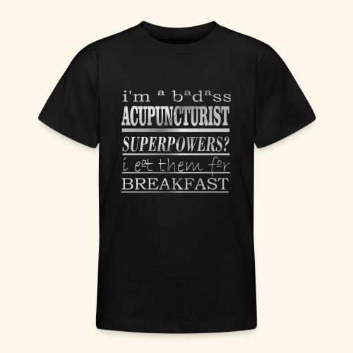 ACUPUNCTURIST - Maglietta per ragazzi