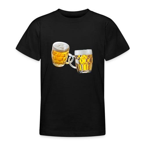 Boccali di birra - Maglietta per ragazzi