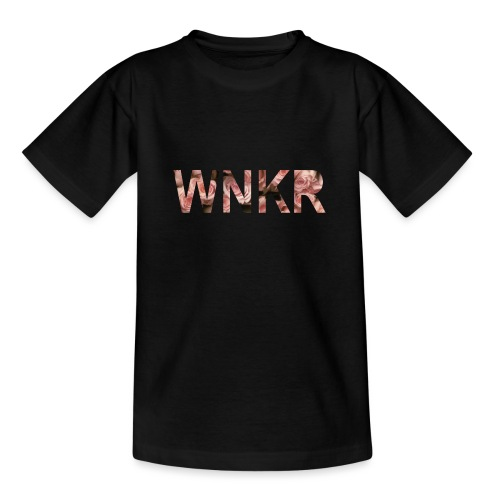 flowersWNKR - Teenager T-shirt