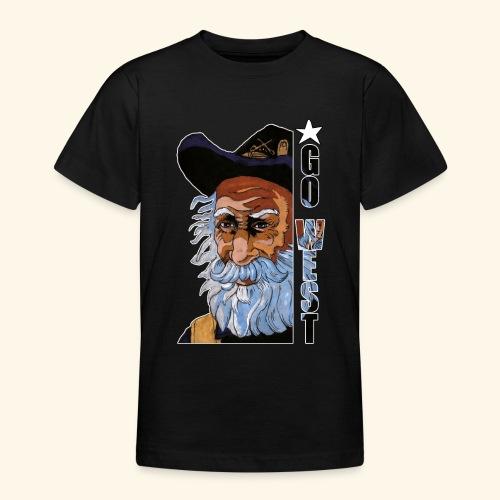 Go West - T-shirt Ado