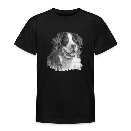 Bernese mountain dog - Teenager-T-shirt