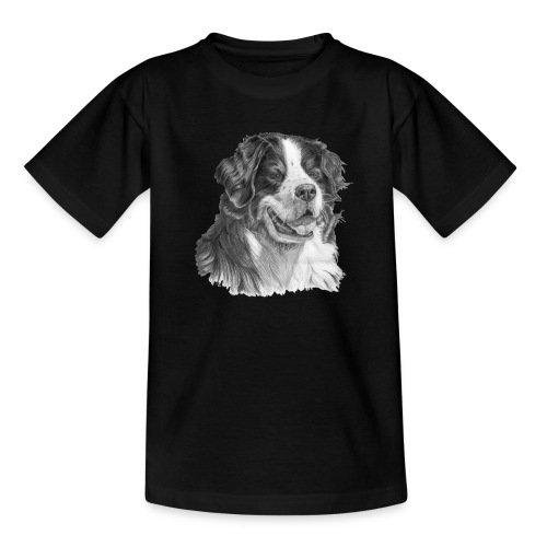 Bernese mountain dog - Teenager-T-shirt