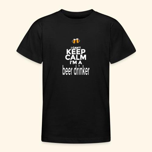Beer drinker - Maglietta per ragazzi