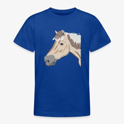 Fjord Pony - Teenager T-Shirt