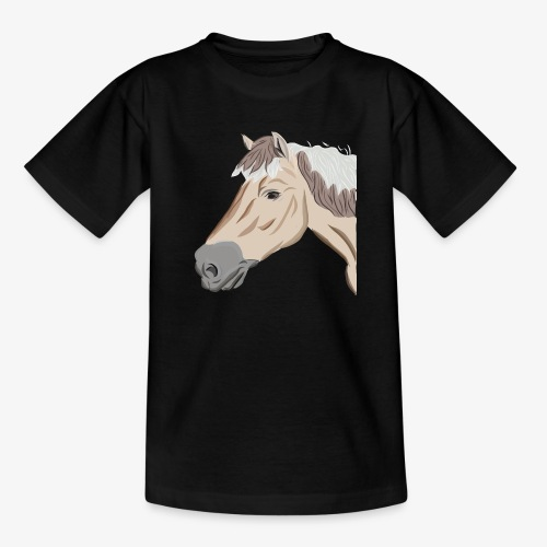 Fjord Pony - Teenager T-Shirt