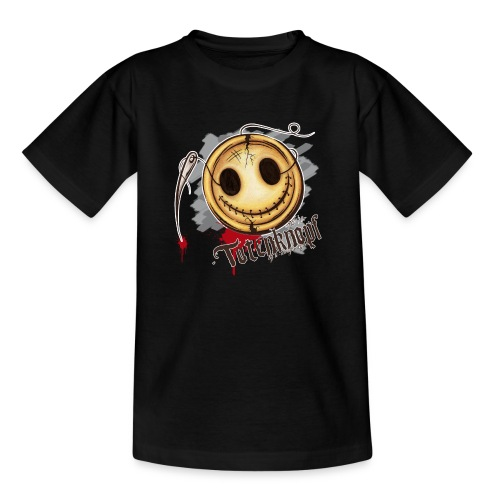 Totenknopf - Teenager T-Shirt
