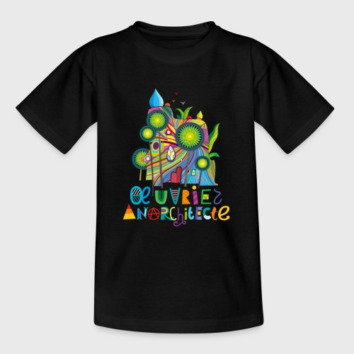 Anarchitecte - T-shirt Ado